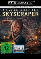 Skyscraper - 4K Ultra HD Blu-ray + Blu-ray (4K Ultra HD)