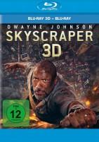 Skyscraper - Blu-ray 3D + 2D (Blu-ray)