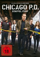 Chicago P.D. - Staffel 05 (DVD)
