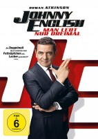 Johnny English - Man lebt nur dreimal (DVD)