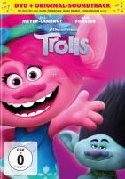 Trolls - DVD + Original Soundtrack (DVD)