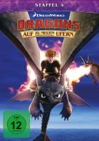 Dragons - Auf zu neuen Ufern - Staffel 4 (DVD)