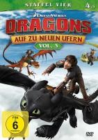 Dragons - Auf zu neuen Ufern - Staffel 4 / Vol. 3 (DVD)