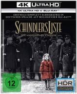 Schindlers Liste - 25th Anniversary / 4K Ultra HD Blu-ray + Blu-ray (4K Ultra HD)