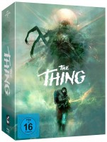 The Thing - Deluxe Edition / Cover 1 Modern (Blu-ray)
