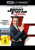 Johnny English - Man lebt nur dreimal - 4K Ultra HD Blu-ray + Blu-ray (4K Ultra HD)