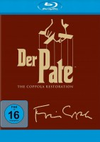 Der Pate - The Coppola Restoration / Amaray (Blu-ray)