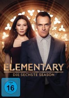 Elementary - Staffel 6 (DVD)