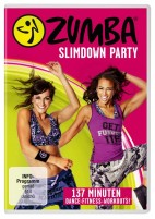 Zumba Slimdown Party (DVD)