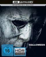 Halloween - 4K Ultra HD Blu-ray + Blu-ray / Limited Steelbook (4K Ultra HD)