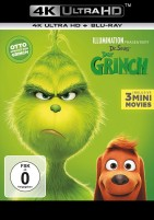 Der Grinch - 4K Ultra HD Blu-ray + Blu-ray (4K Ultra HD)