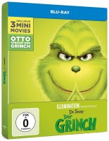 Der Grinch - Steelbook (Blu-ray)