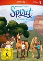 Spirit - Wild und Frei - Staffel 1 / Vol. 4 (DVD)
