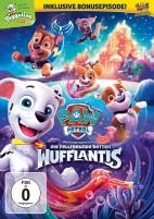 Paw Patrol - Die Fellfreunde retten Wufflantis (DVD)