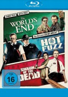 The World's End & Hot Fuzz & Shaun of the Dead - 3 on 1 (Blu-ray)