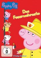 Peppa Pig - Vol. 12 / Das Feuerwehrauto und andere Geschichten (DVD)