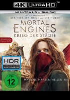 Mortal Engines - Krieg der Städte - 4K Ultra HD Blu-ray + Blu-ray (4K Ultra HD)