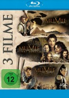 Die Mumie 1-3 - 3 on 1 (Blu-ray)
