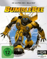 Bumblebee - 4K Ultra HD Blu-ray + Blu-ray / Steelbook (4K Ultra HD)