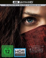 Mortal Engines - Krieg der Städte - 4K Ultra HD Blu-ray + Blu-ray + Bonus-DVD / Steelbook (4K Ultra HD)