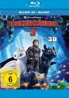 Drachenzähmen leicht gemacht 3 - Die geheime Welt - Blu-ray 3D + 2D (Blu-ray)