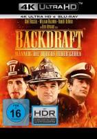 Backdraft - Männer, die durchs Feuer gehen - 4K Ultra HD Blu-ray + Blu-ray (4K Ultra HD)