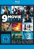 9 Movie Sci-Fi Collection (Blu-ray)