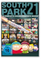 South Park - Season 21 / Repack (DVD)