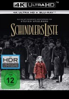 Schindlers Liste - Remastered / 4K Ultra HD Blu-ray + Blu-ray (4K Ultra HD)