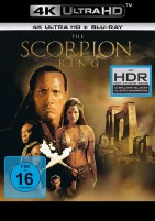 The Scorpion King - 4K Ultra HD Blu-ray + Blu-ray (4K Ultra HD)