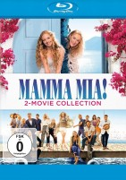 Mamma Mia! - 2-Movie Collection / 2. Auflage (Blu-ray)