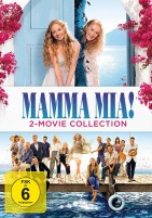 Mamma Mia! - 2-Movie Collection / 2. Auflage (DVD)
