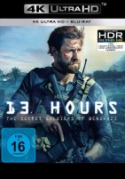 13 Hours: The Secret Soldiers of Benghazi - 4K Ultra HD Blu-ray + Blu-ray (4K Ultra HD)