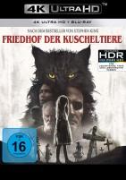 Friedhof der Kuscheltiere - 2019 / 4K Ultra HD Blu-ray + Blu-ray (4K Ultra HD)