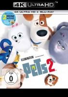 Pets 2 - 4K Ultra HD Blu-ray + Blu-ray (4K Ultra HD)