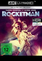 Rocketman - 4K Ultra HD Blu-ray + Blu-ray (4K Ultra HD)