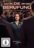 Die Berufung - Ihr Kampf für die Gerechtigkeit (DVD)