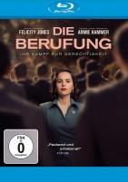 Die Berufung - Ihr Kampf für die Gerechtigkeit (Blu-ray)