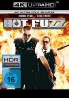 Hot Fuzz - Zwei abgewichste Profis - 4K Ultra HD Blu-ray + Blu-ray (4K Ultra HD)