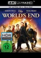 The World's End - 4K Ultra HD Blu-ray + Blu-ray (4K Ultra HD)