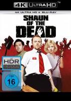 Shaun of the Dead - 4K Ultra HD Blu-ray + Blu-ray (4K Ultra HD)