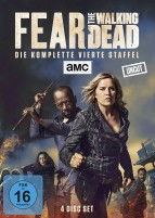Fear the Walking Dead - Staffel 04 (DVD)