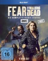 Fear the Walking Dead - Staffel 04 (Blu-ray)
