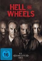 Hell on Wheels - Die komplette Serie (DVD)