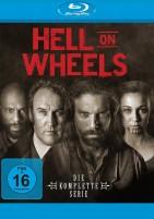Hell on Wheels - Die komplette Serie (Blu-ray)