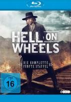 Hell on Wheels - Staffel 05 (Blu-ray)