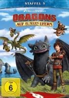 Dragons - Auf zu neuen Ufern - Staffel 5 (DVD)