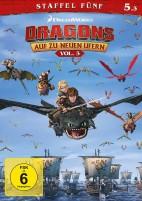 Dragons - Auf zu neuen Ufern - Staffel 5 / Vol. 3 (DVD)