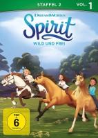 Spirit - Wild und Frei - Staffel 2 / Vol. 1 (DVD)