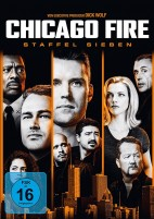 Chicago Fire - Staffel 07 (DVD)
